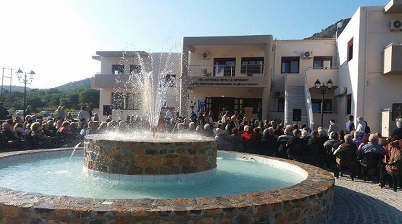 protothema.gr: Εγκαινιάστηκε το κέντρο φροντίδας ηλικιωμένων «Μεγάλη Παναγία», στη Λατσίδα Λασιθίου